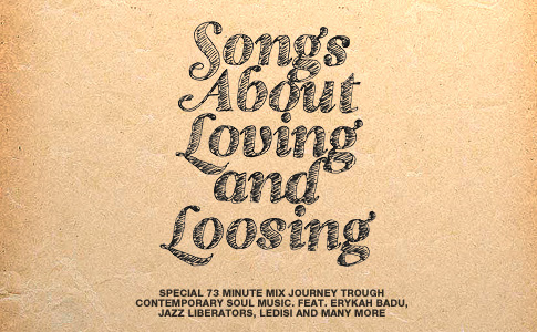 songs about loving and loosing vol.01