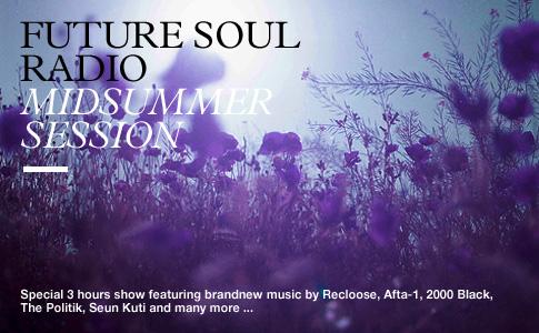 future soul radioshow | changing seasons
